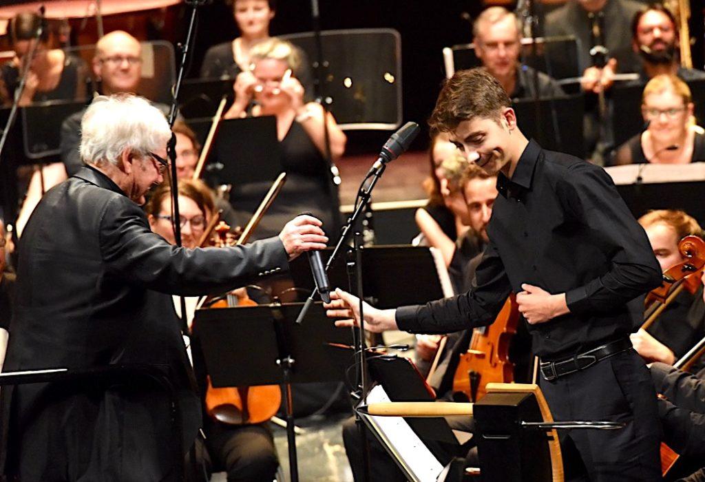 Concert au Grand Théâtre d'Angers